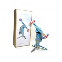 Horse Carousel - Tin Toy / retro / clockwork fairground toy