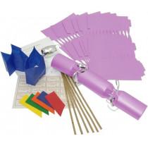 Deluxe Cracker Kit 35cm - Lilac