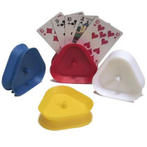 Triangular Playing Card Holder