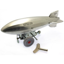 Zeppelin tin toy