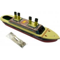 Titanic Pop Pop candle Boat