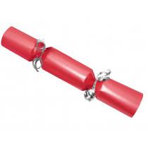 Large Wedding DIY Cracker Kit 35cm - Red - 10 Pack