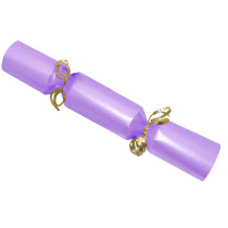Large Wedding DIY Cracker Kit 35cm - Lilac - 6 Pack