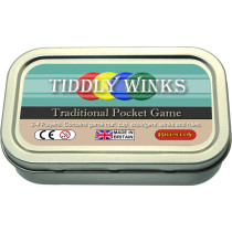 Tiddlywinks travel / pocket version