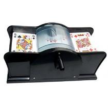 Manual Control Card Shuffler