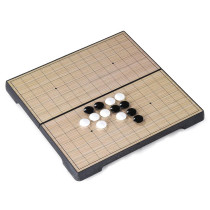 Small Magnetic Folding Go Game - 20cm