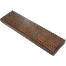 Player's Digger cribbage board