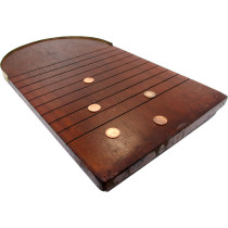 Antique Shove ha'penny board