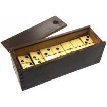 Ebony & Bone dominoes