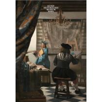 Vermeer  - Art of painting Puzzle