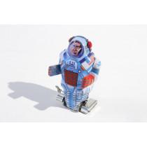 Sparking Astronaut explorer
