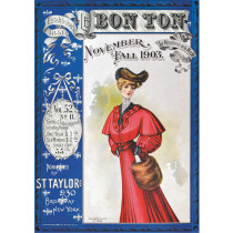 BON TON MAGAZINE COVER 1903 Puzzle