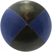 Black & Blue Juggling Ball
