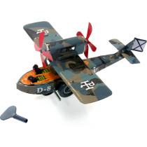 2-man propeller plane