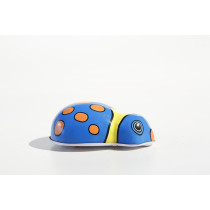 Wind up little bug clockwork tin toy