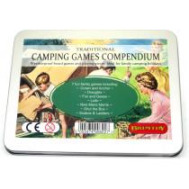 Camping games compendium