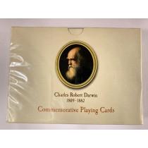 Charles Robert Darwin Playing Cards
