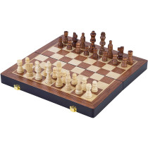 Wooden Foldable Chess Set