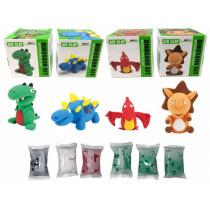 1 X Air Clay Dinosaur Kit