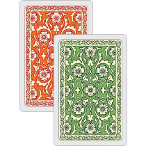 Autumn colours twin card decks.