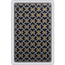 Helios blue playing cards