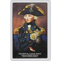 Lord Nelson playing cards.