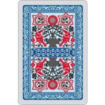Pigeons single cards - blue