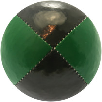 Green & Black Juggling Ball