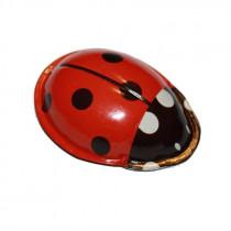 Click Clack Tin Ladybird