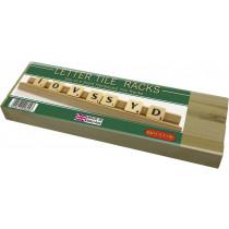 Brimtoy Wooden letter tile racks