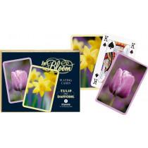 In Bloom:Tulip & Daffodil Card Decks