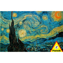 Vincent Van Gogh – Starry Night Puzzle