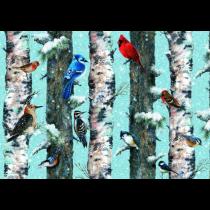 Christmas Birds Puzzle