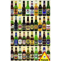 Beer Bottle Puzzle