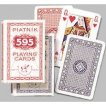 Piatnik 595 Playing Cards