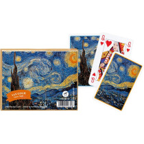 Van Gogh Starry Night twin decks