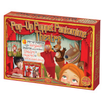 Popup Puppet Pantomime Theatre