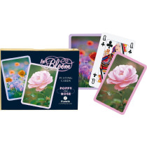 In Bloom Poppy and Rose Twin Deck