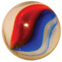 Red White and Blue - 16mm