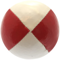 Red & White Juggling Ball