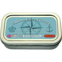 Pocket / Travel Sailor's Dice Games
