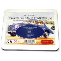Travelling games compendium