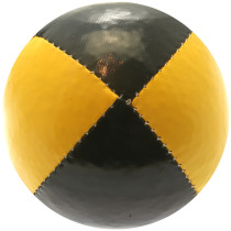 Yellow & Black Juggling Ball
