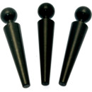Ball Top Pegs - 40mm