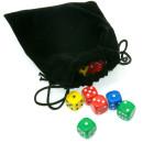 Peruvian Dice Game. The original Liar's dice game from Peru - 6 player