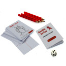 Miniature Beetle Drive game. Ideal Christmas Cracker filler