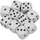 Ivory Coloured Dice
