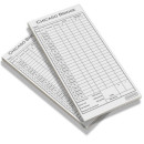 Bridge score card pads - 2 pack
