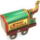 Train tractor unit