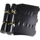 Wedding cracker kit Gold & Gold X 25